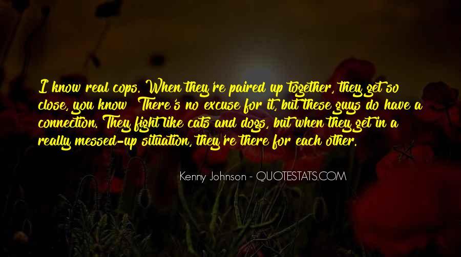Cops'd Quotes #188465