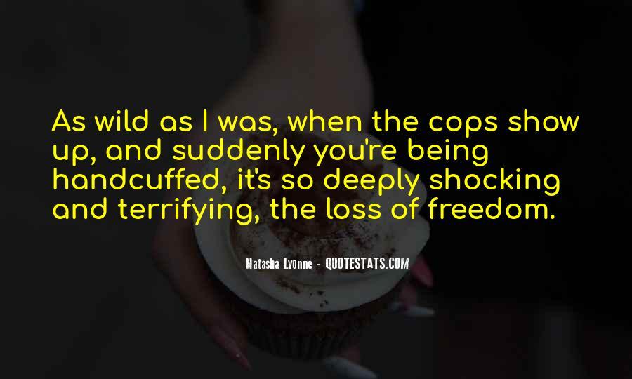 Cops'd Quotes #196445