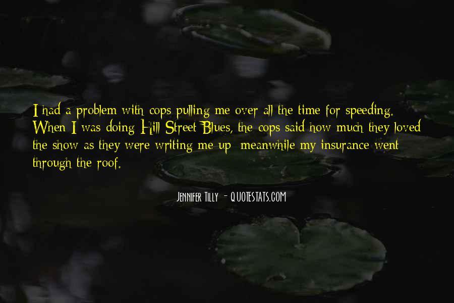 Cops'd Quotes #206047