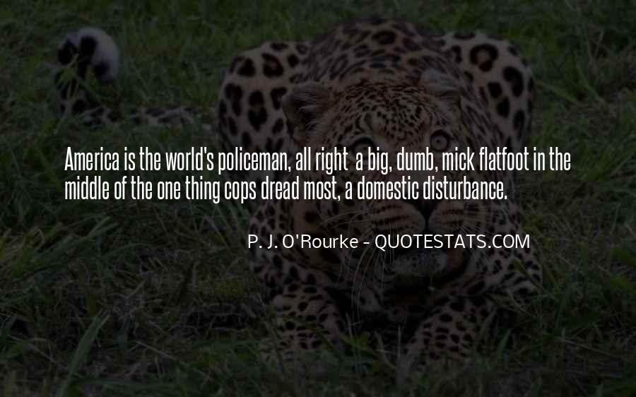 Cops'd Quotes #253506