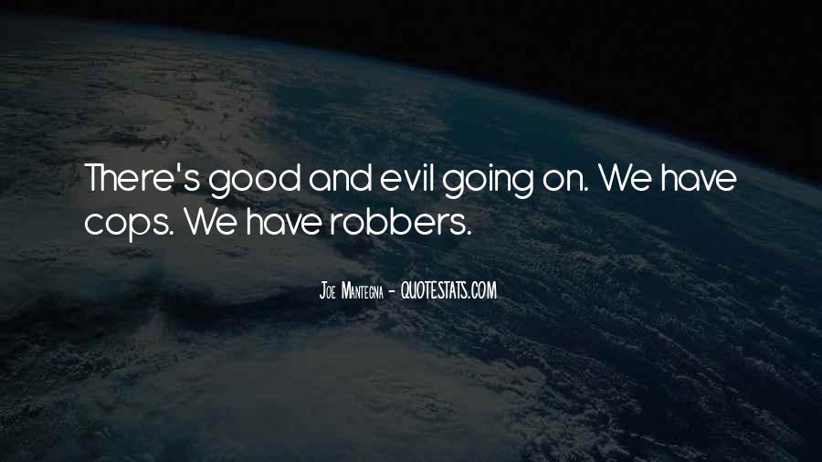 Cops'd Quotes #262278