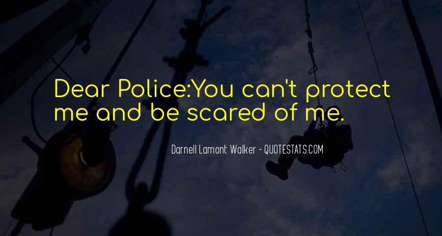 Cops'd Quotes #30615