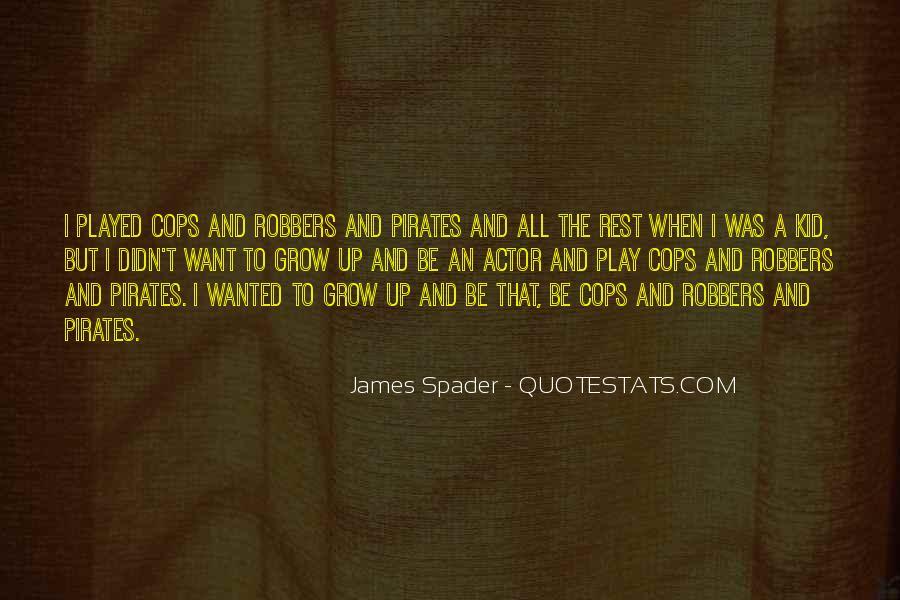 Cops'd Quotes #46557