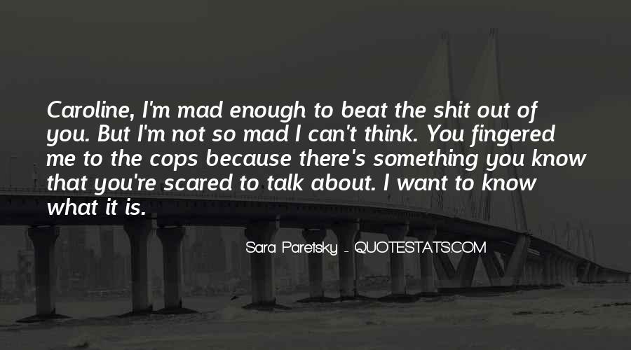 Cops'd Quotes #60032