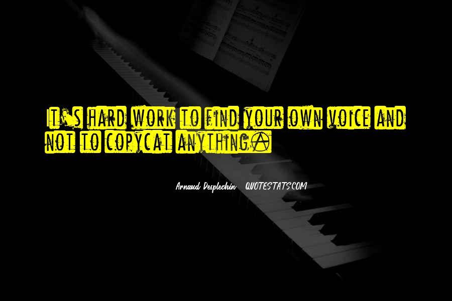 Copycat Quotes #1831238
