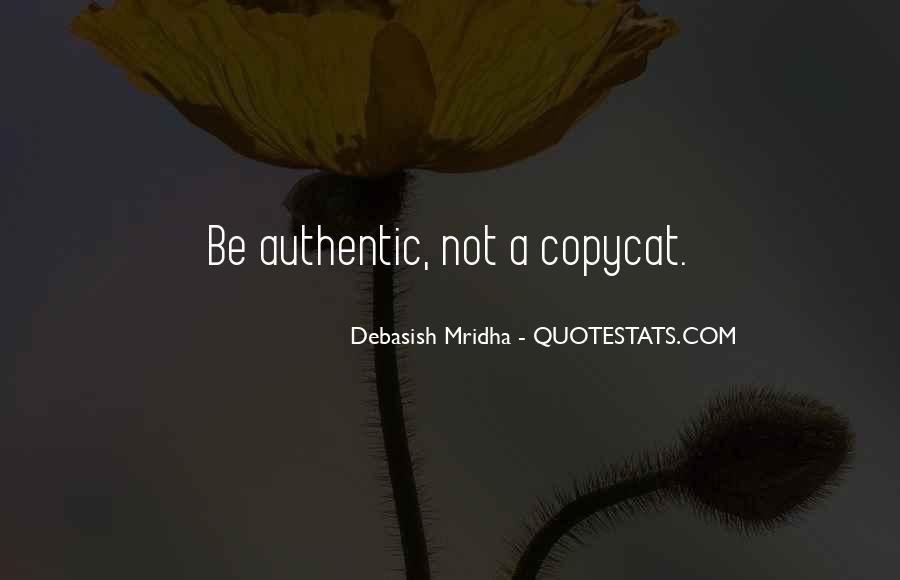 Copycat Quotes #231095