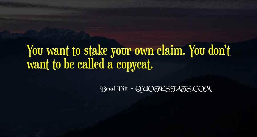Copycat Quotes #383324