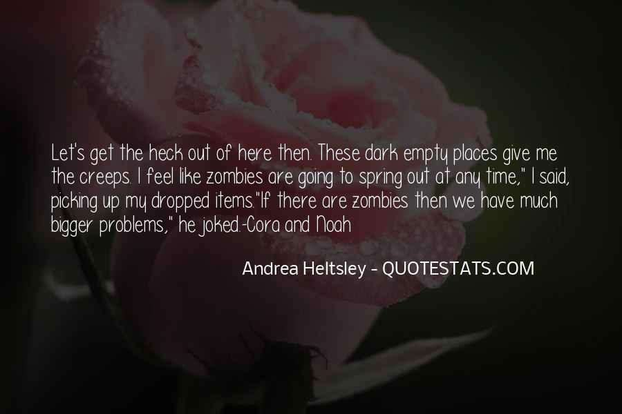 Cora's Quotes #1007639