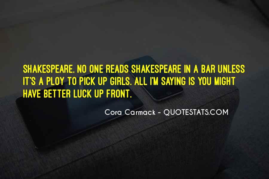 Cora's Quotes #102598