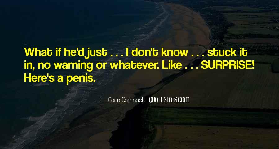 Cora's Quotes #1104698
