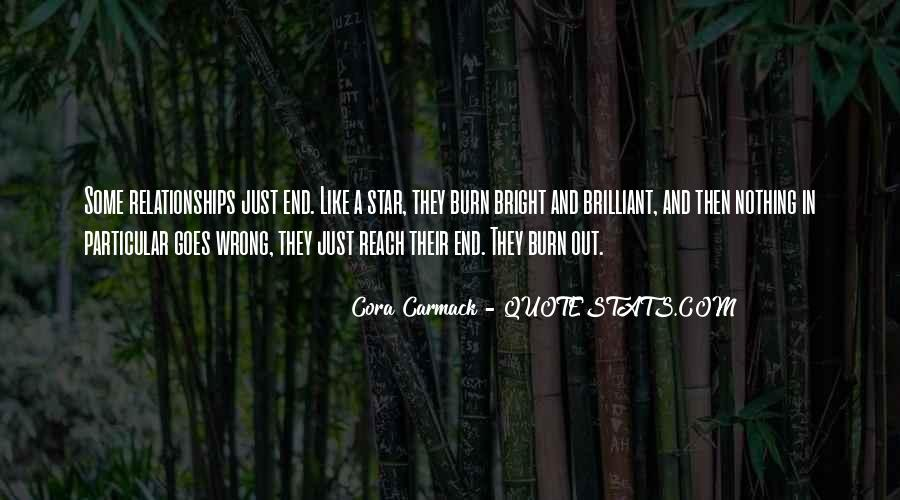 Cora's Quotes #129307