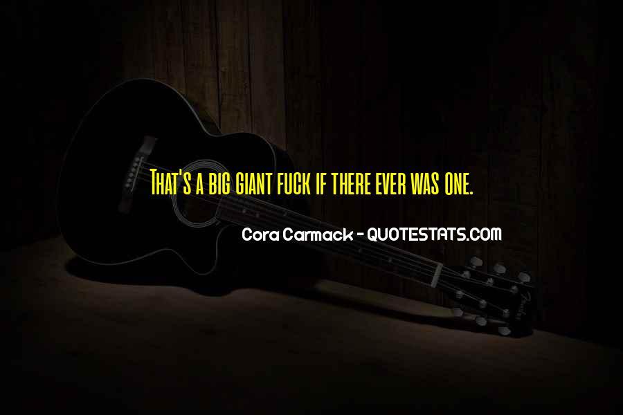 Cora's Quotes #1358598