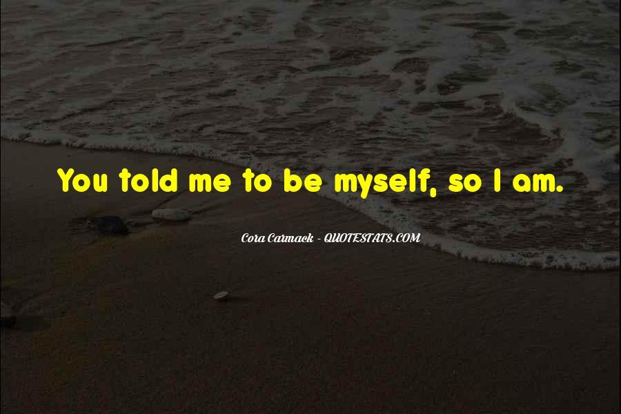 Cora's Quotes #138964