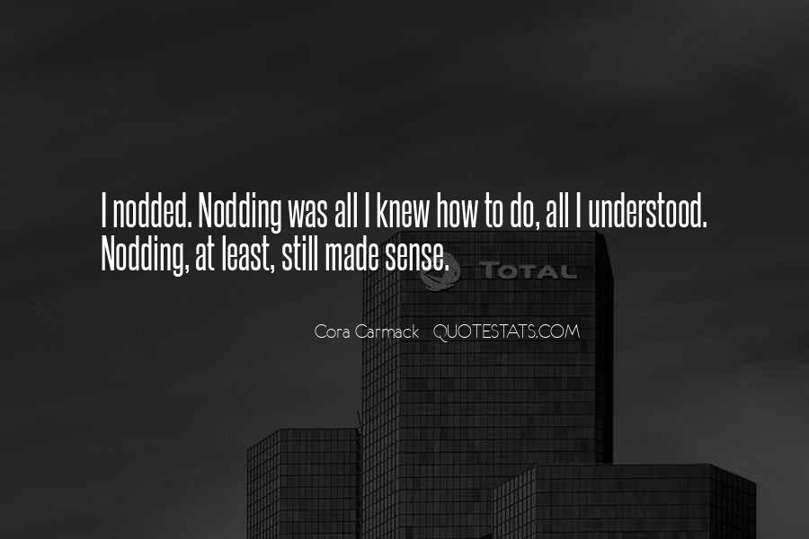 Cora's Quotes #142579
