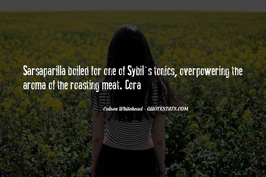 Cora's Quotes #1447151