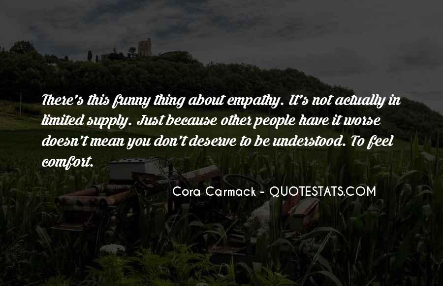Cora's Quotes #153289