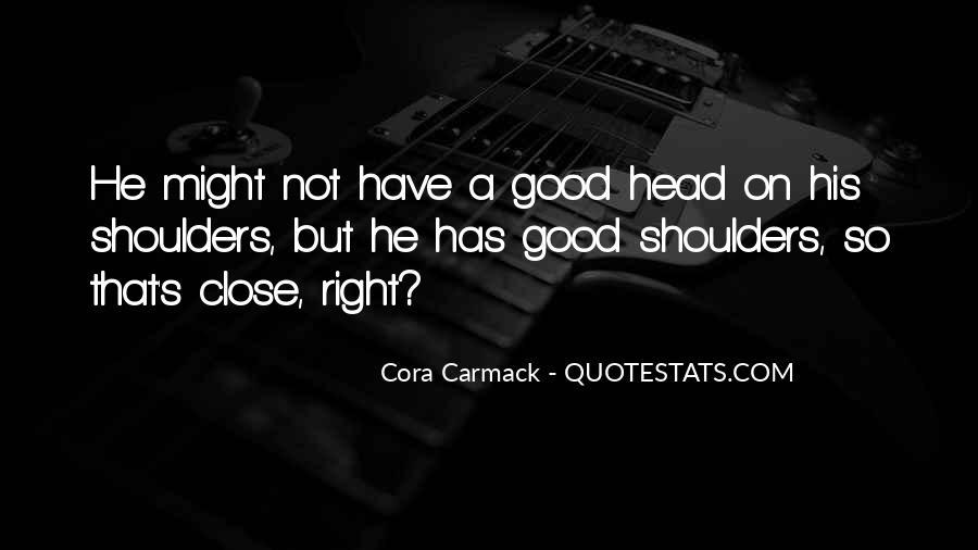 Cora's Quotes #1626751
