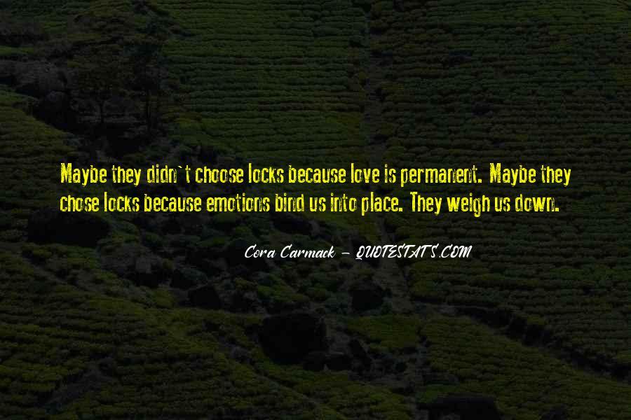 Cora's Quotes #185914