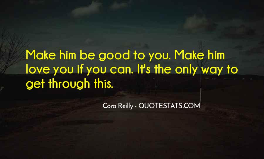 Cora's Quotes #386478