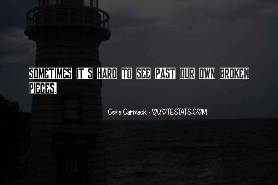 Cora's Quotes #57437
