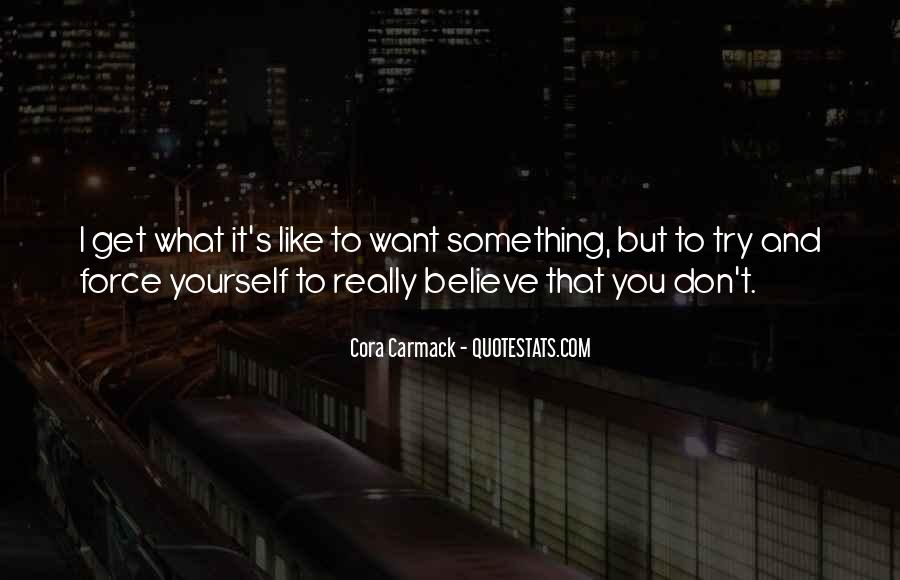 Cora's Quotes #590875