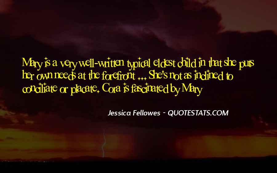 Cora's Quotes #723832