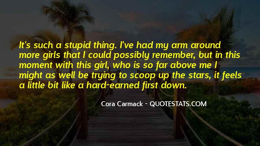 Cora's Quotes #814772