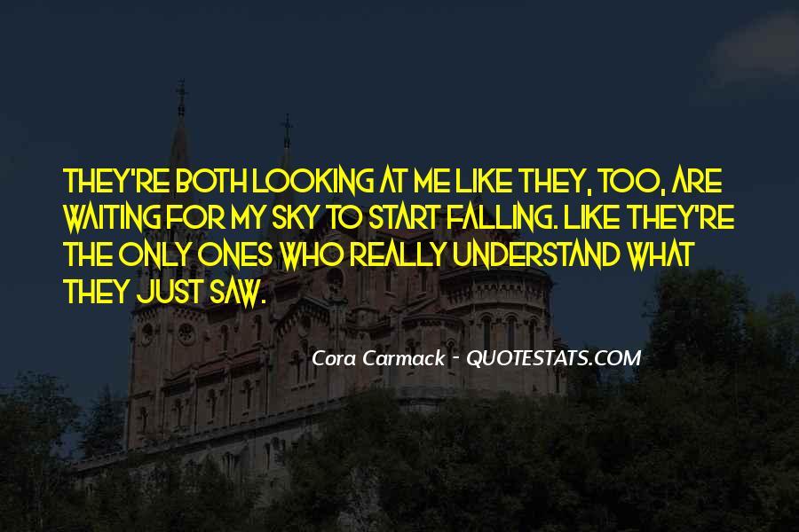 Cora's Quotes #82126