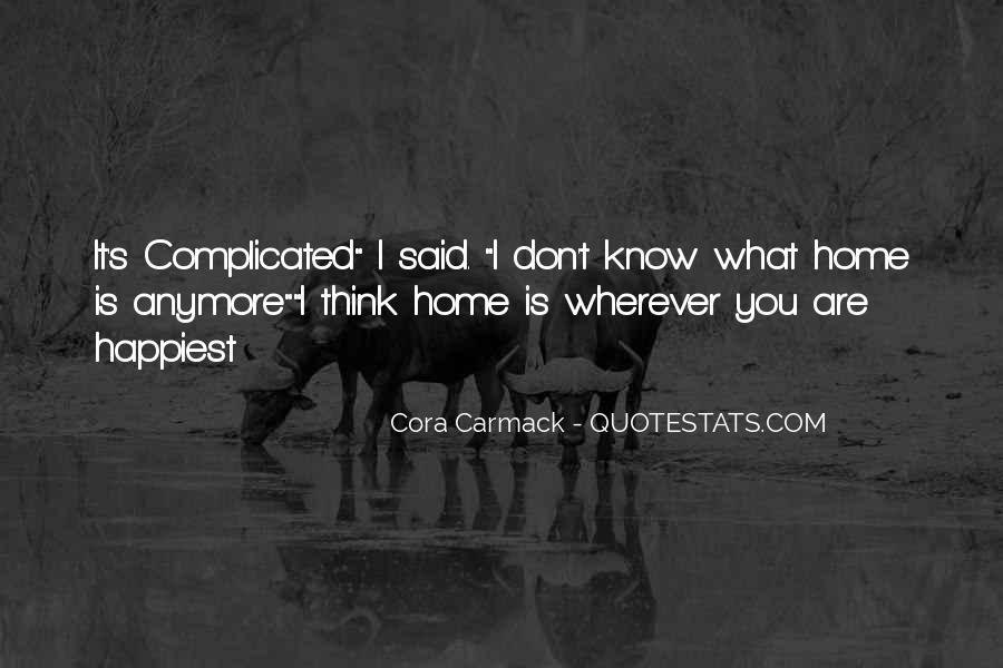 Cora's Quotes #868029