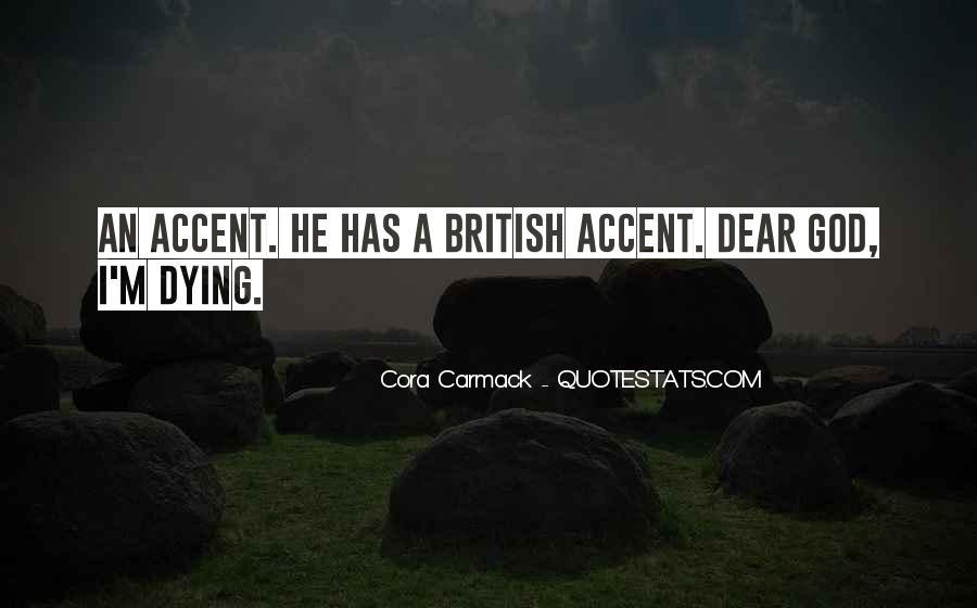 Cora's Quotes #88779