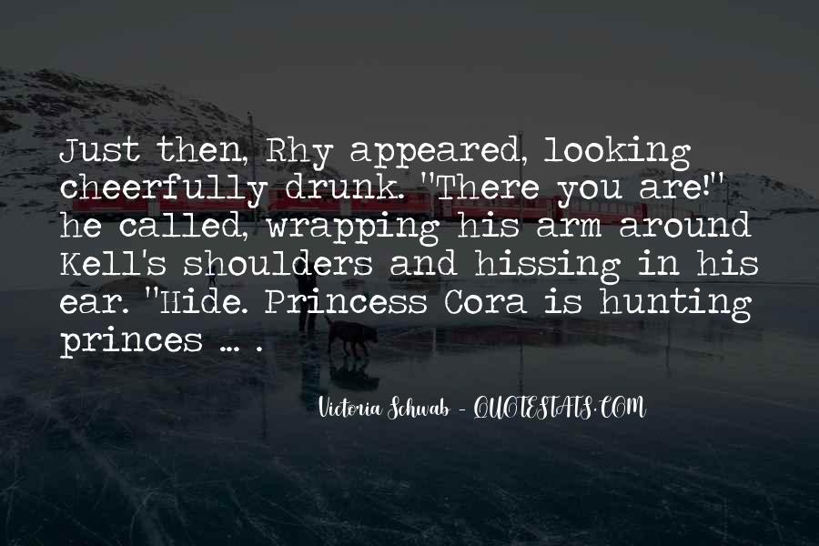 Cora's Quotes #913681