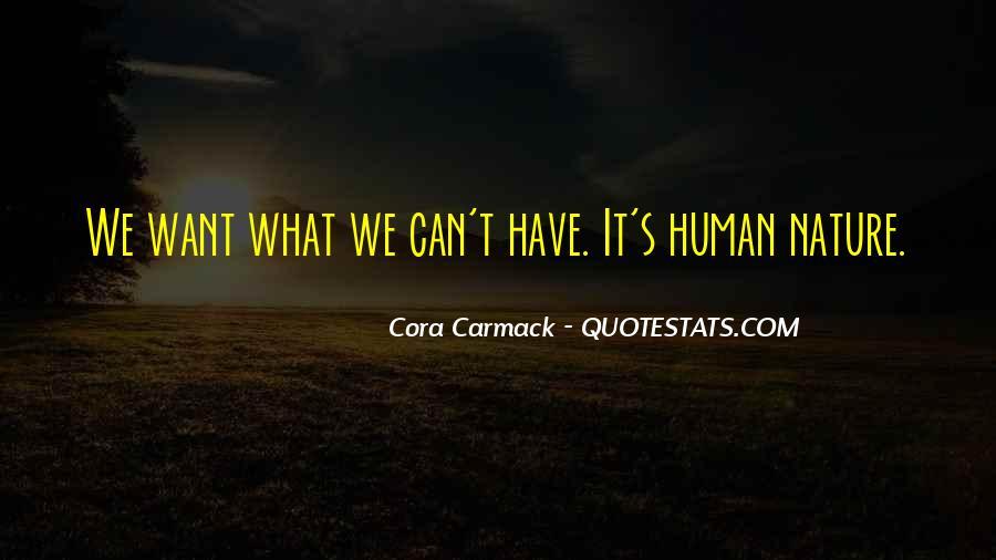 Cora's Quotes #95754
