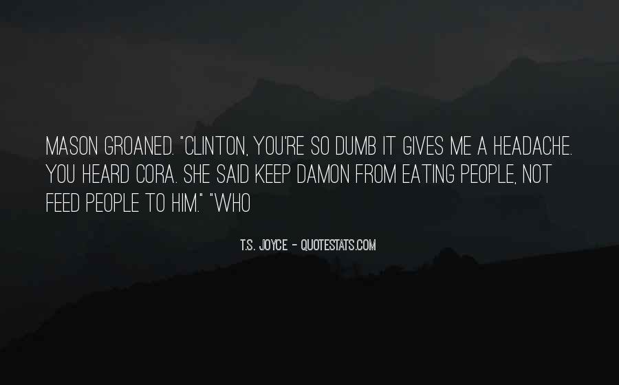 Cora's Quotes #997869