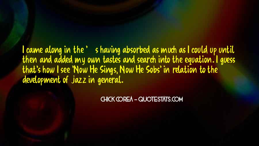 Corea Quotes #1451139