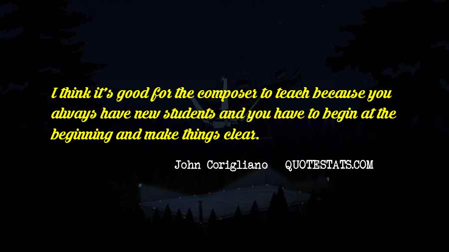 Corigliano Quotes #1291326