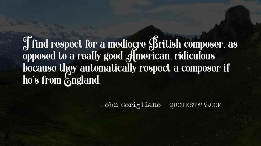 Corigliano Quotes #177763