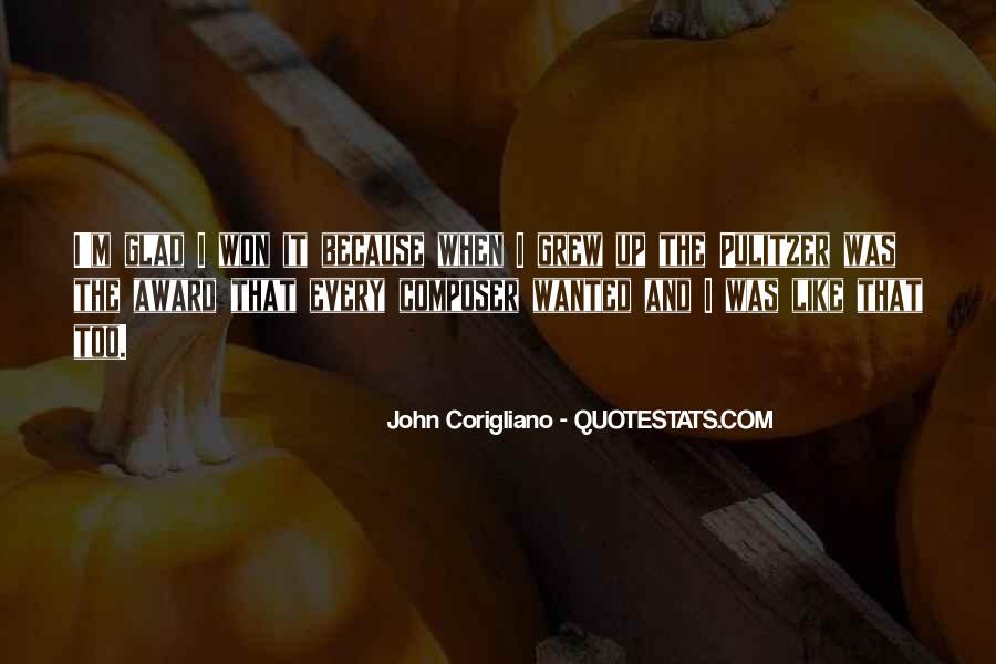 Corigliano Quotes #265655