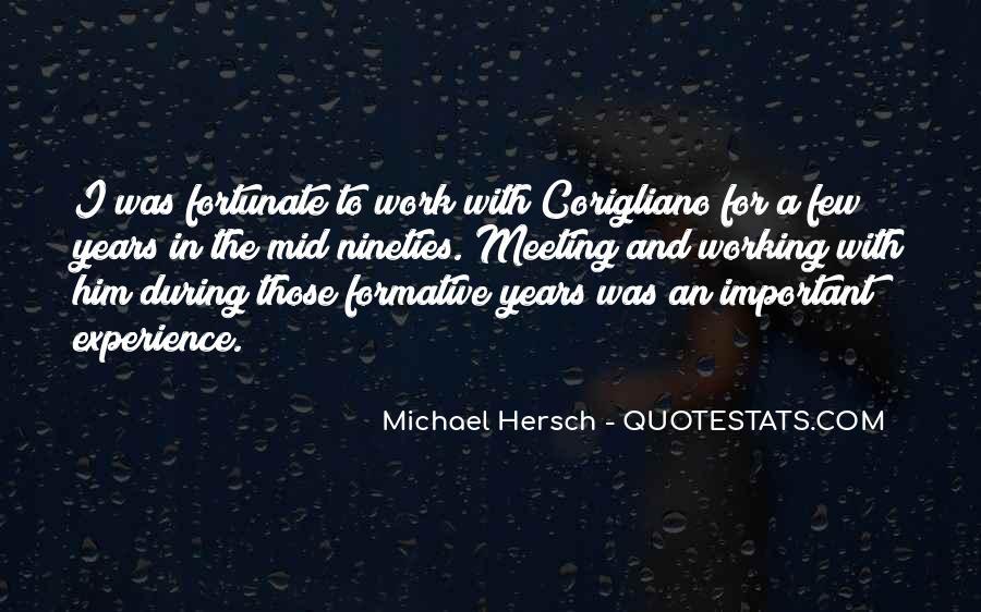 Corigliano Quotes #568609