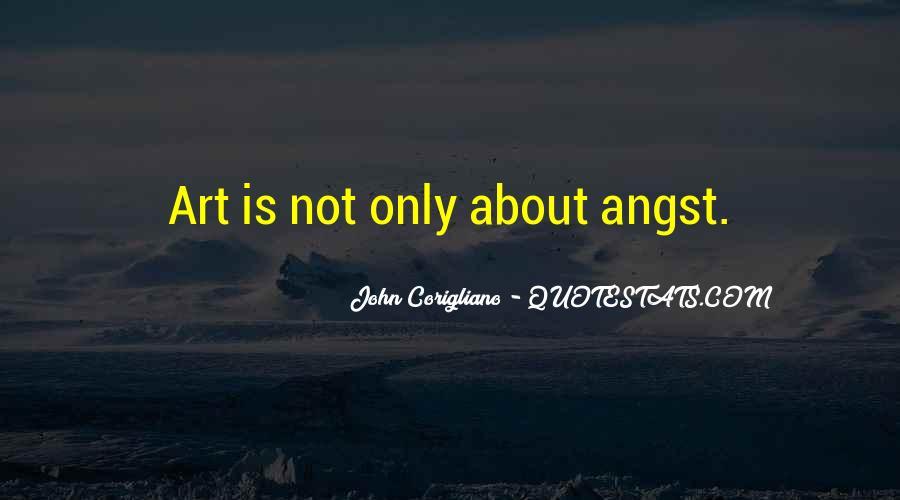 Corigliano Quotes #618870