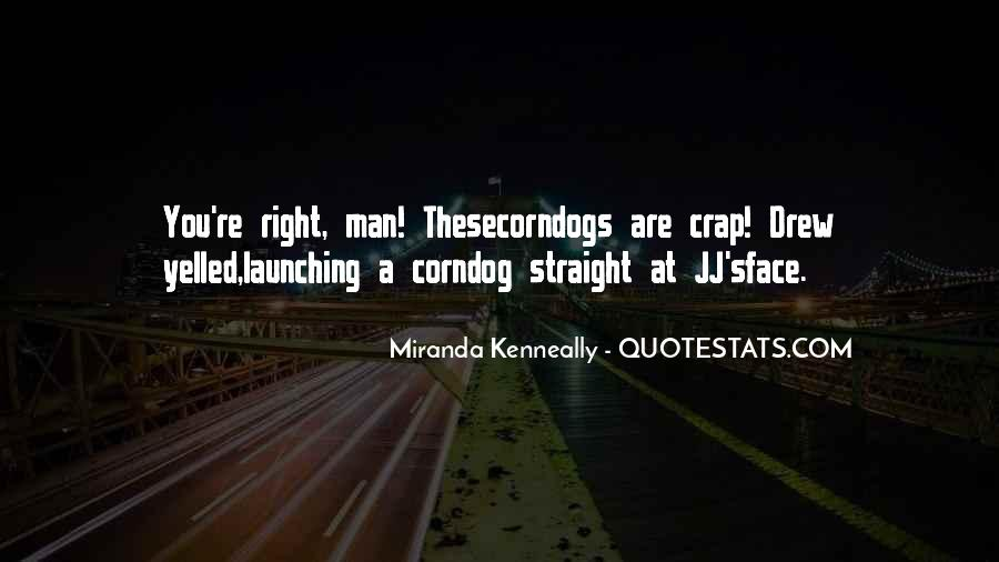 Corndogs Quotes #613704