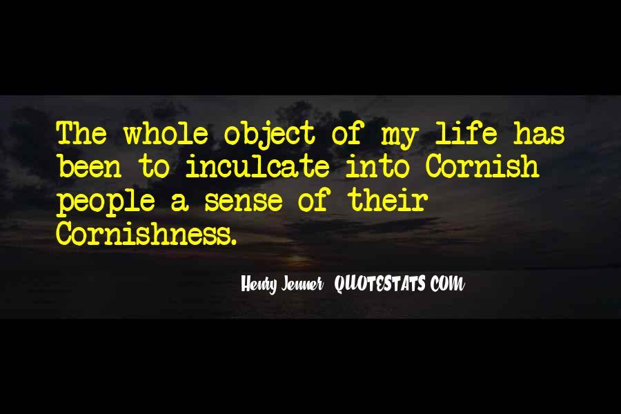 Cornishness Quotes #1343736