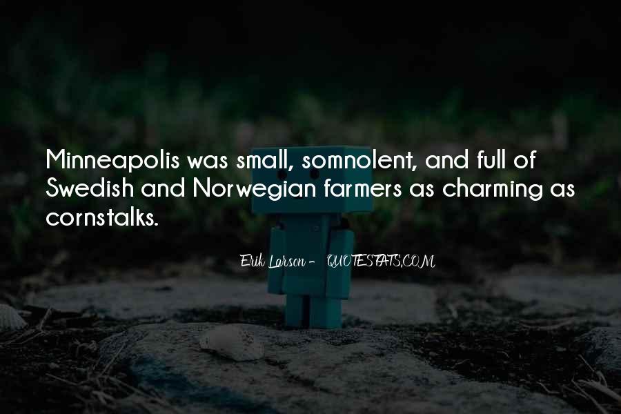 Cornstalks Quotes #1082877