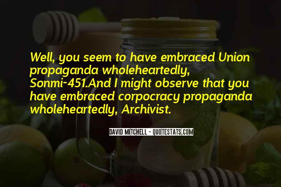 Corpocracy Quotes #1869951