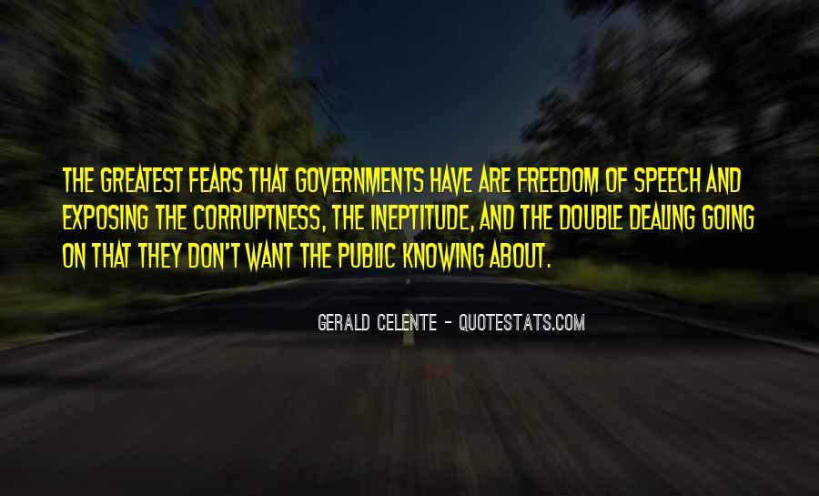 Corruptness Quotes #1863449