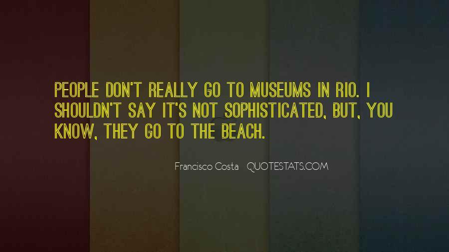 Costa's Quotes #1053297