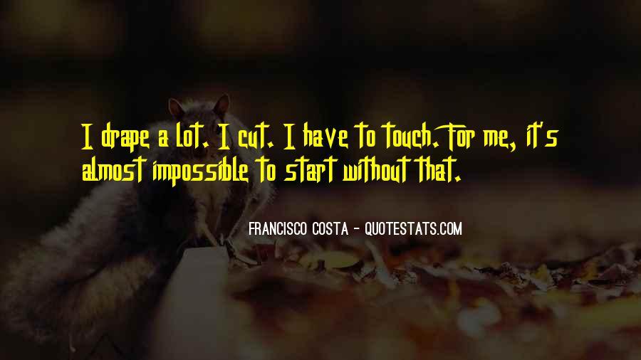 Costa's Quotes #1070759