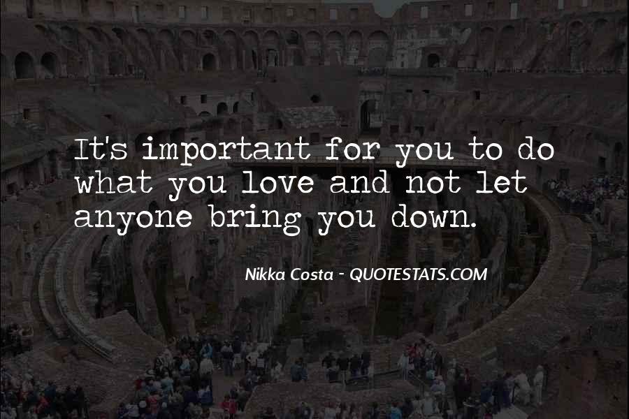 Costa's Quotes #1338624