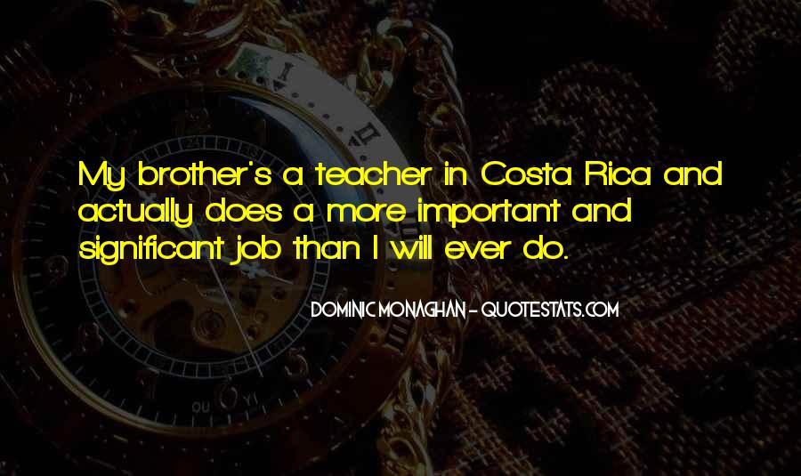 Costa's Quotes #1550171