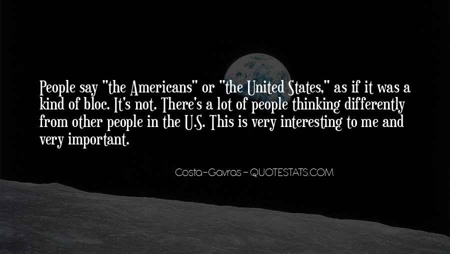 Costa's Quotes #1763040