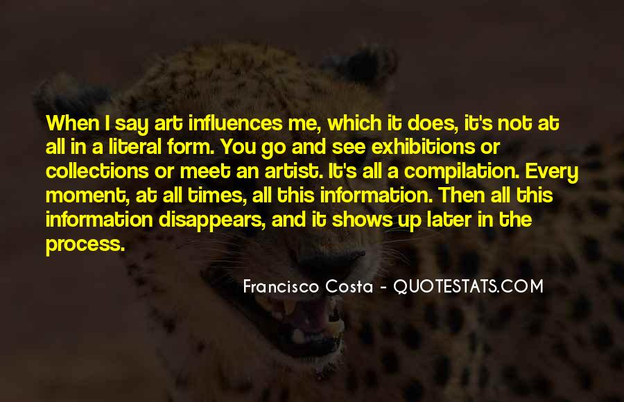 Costa's Quotes #1812455